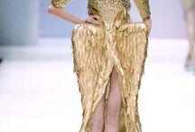 Haute couture dance