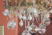 christmas decorations / by Barbara Huffman