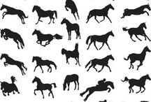 Horse logo tips