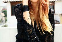 my hair / by Shauna Shauna