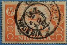 Personal STAMPS Collection NIGERIA