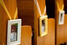 Matrimonio: decorazioni Chiesa - Wedding: Church decoration / Come decorare la chiesa - Wedding inspiration