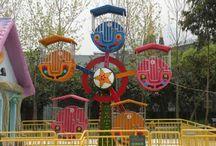 Mini Ferris Wheels For Sale / Mini ferris wheels/observation wheel from Beston