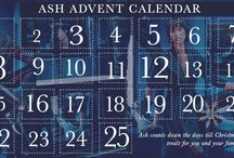 ASH Advent Calendar 2015 / The Ash Advent Calendar Starts today! Have you check our first treat for you? Keep and eye on our Pinterest post to find our daily treats for you! :D