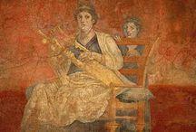 Music history / Música e história na Pintura