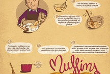 recetas de comida folleto