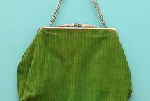 Bags / by Sugarmood Vintage & Retro