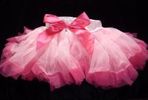 Petti Skirts for Little Girls