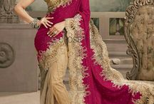 Stunning Designer Sarees available from JJ's CLOSET Online Store