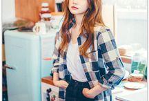 Корейская мода