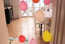 Birthday/ Party ideas