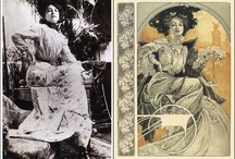 A.Mucha-Drawings & Photos