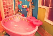 Hello kitty bathroom stuff / by Kitty White