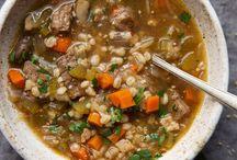 Cooking: Instant Pot Soups