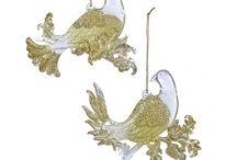 Ptaszki i zwierzęta na choinkę