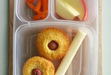 School lunch ideas  / by Theresa Silva