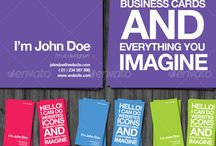 Stationary Like Design / layouts, business cards, stationary, etc / by Joanne Boyko