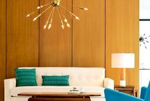 If I had a mid-century home / by Joleen Sylvester