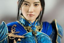 Cosplay: Lin Mae the great wall