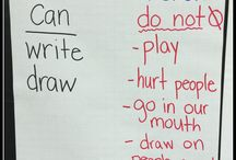 first day rules/ instruction