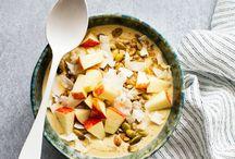 RECIPE: FRÜHSTÜCK / Hier findet ihr jede Menge leckere Rezepte für ein frühes oder spätes Frühstück. Von Obst über herzhafte Gerichte zurück zum Müsli. Eine gesunde Auswahl verschiedenster Frühstücksideen.