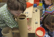 All for my boys: sensory play