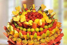 Mesa posta: pratos incríveis decorados com frutas!