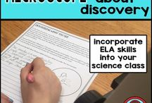 Writing in Science / ELA for all.