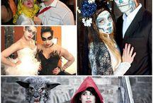 Creepy Partner Costumes For Halloween
