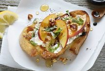 Peach Recipes / Try something new with your juicy summer peaches with these recipes. / by Mariano's
