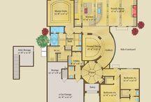 Floor Plans / by Morgan Ellington Kem