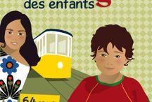Lisbonne et le Portugal en famille - Lisboa and Portuga with kids / Hébergements et restos kid-frienly, incontournables à voir avec enfants et ados, voici les bonnes adresses Familydays pour visiter Lisbonne en famille!