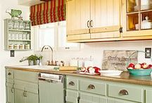cabinets / by Sheila Stringfellow