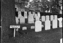 The Legend of Sleepy Hollow/ Cemetery
