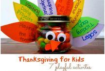 Thanksgiving (Día de acción de gracias)