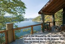 Quotes and Words to Live By / by Natural Element Homes