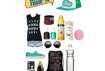 Vans Warped Tour clothes