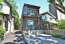 Done Deal at Yonge & Eglinton / Dream residence at 128 Montgomery Ave, M4R1E2, Toronto. Very modern, open concept dream house,. White oak stained floors, modern kitchen, 3+1 bedroom and 4 bathrooms. Meticulously chosen finishes with attention to every detail.