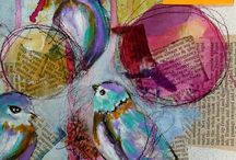 Art Journal / by Viola Moni