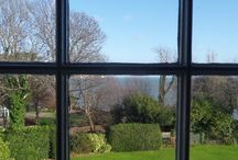 Luccombe Manor Country House Hotel / A look around the Sea facing Luccombe manor Country House Hotel, Shanklin, Isle of Wight / by Garden Isle Hotels