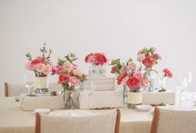 Centerpieces / by Becky Young