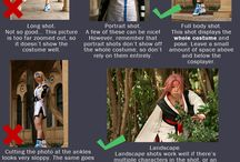 cosplay photography inspiration