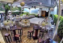 """Jardín """"Los Naranjos"""" / Jardín para hasta 150 personas; el preferido para eventos grandes con una gran cantidad de niños. Este jardín es perfecto para bautizos, primeras comuniones o bodas en la tarde."""