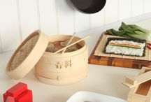 Oriental cooking / Be a Wok Star and spice up your life with Dexam's Oriental cookware and accessories