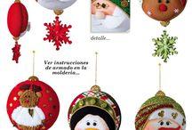 Navidad munecos