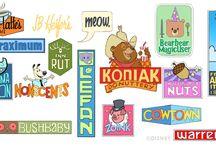 Logo / Sticker / Stencil / Logo / Sticker / Stencil Design