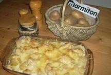 Salé / Cuisine plats salés