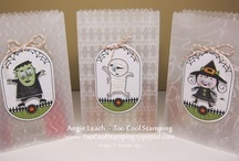 Stampin' Up! Halloween / by Joanna's Country Crafts