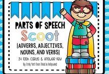 3rd Grade - Language Arts