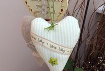 Hearts / My favourite shape. / by Little Makes by Julie Butler